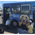 子どもバス運転士体験(先着各10名)
